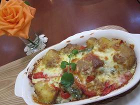 焼きチーズカレードリア