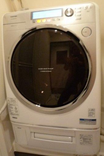 ちゎたく : 東芝ドラム式洗濯乾燥機TW-3000VEにエラーメッセージ ...