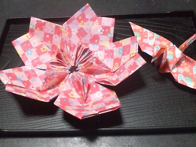 花 折り紙:花 折り紙 立体-divulgando.net