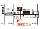 表参道MAP
