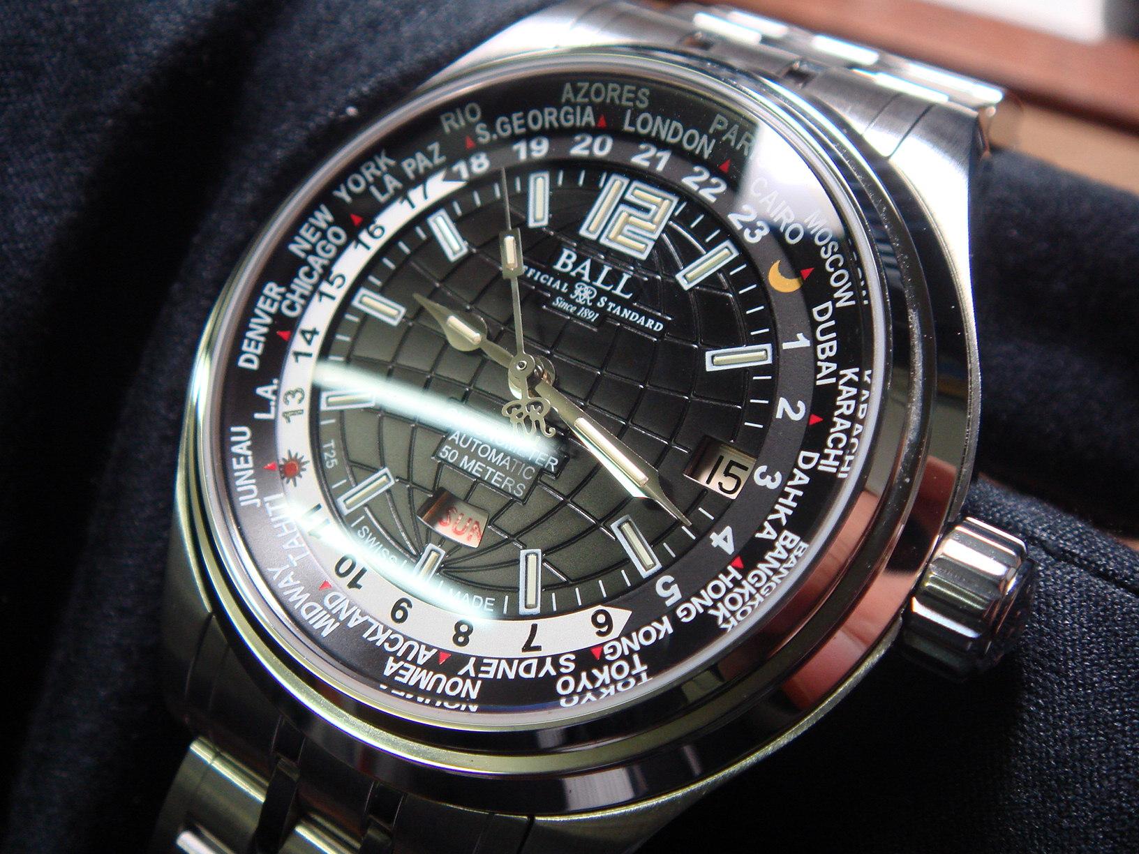 カシオ腕時計│ワールドタイムの都市コード48ヶ国  …