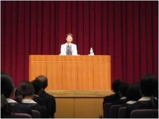 福岡女子講演�