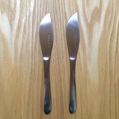 ミニマリストになりたい母 / 柳宗理テーブルナイフを買う