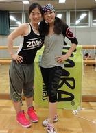 con Maestra Akino