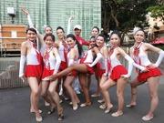el grupo de Showdance