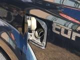 (1)燃料キャップをオープンに