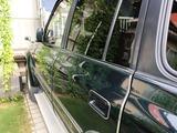 (1)リア左ドアガラスモールディング交換