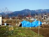 (3)トラクター小屋の損壊
