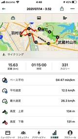 (1) 六道山コース
