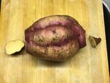 (1)巨大な芋