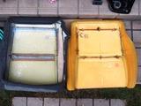 (7)カバー裏面とパッド面