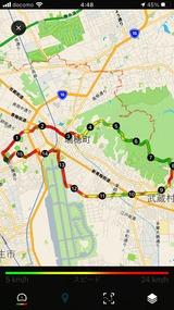(2) 六道山コース