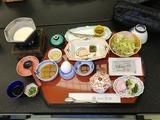 (1)朝食