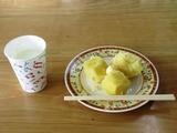 じゃがバター朝食