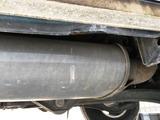 (1)運転席側サイドメンバからの水滴