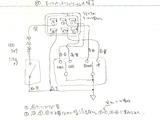 (11) マップランプ、スライディングルーフスイッチ