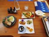 美瑛の昼食