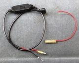 (4)mini-USBケーブルの加工