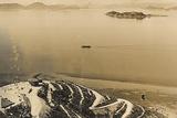1952年 常盤公園より沙弥島を望む