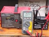 (3)初期充電