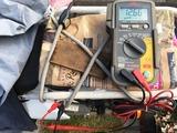 (1) 開始前のバッテリー電圧