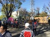 (3)神輿や太鼓