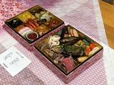 (2)お節料理