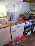 (7)発酵容器へ