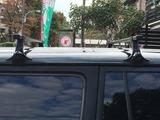 (6)運転席側ルーフキャリア