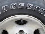 タイヤとホイールの位置関係