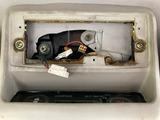(7) 方位メーター電源ケーブル切り離し
