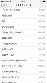 (3)iPhopneモバイルデータ通信