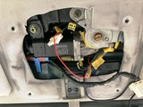 (7-2) 方位メーター電源ケーブル切り離し