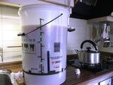 (3)一次発酵