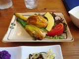 美瑛の昼食-1