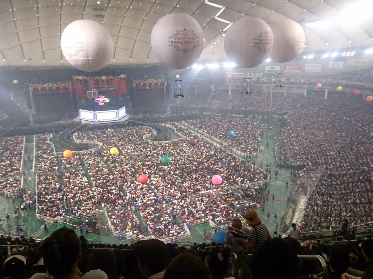 東京 ドーム glay