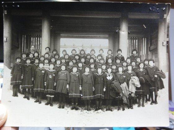 北海道庁立高等女学校
