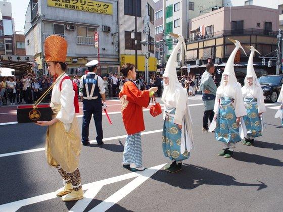 浅草と三社祭