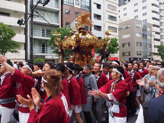神田祭神幸祭2