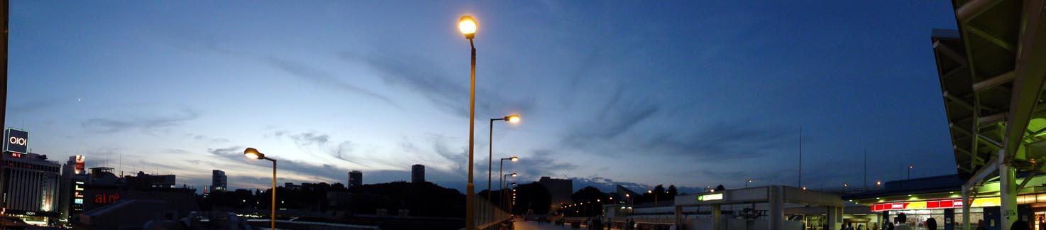 上野の風景