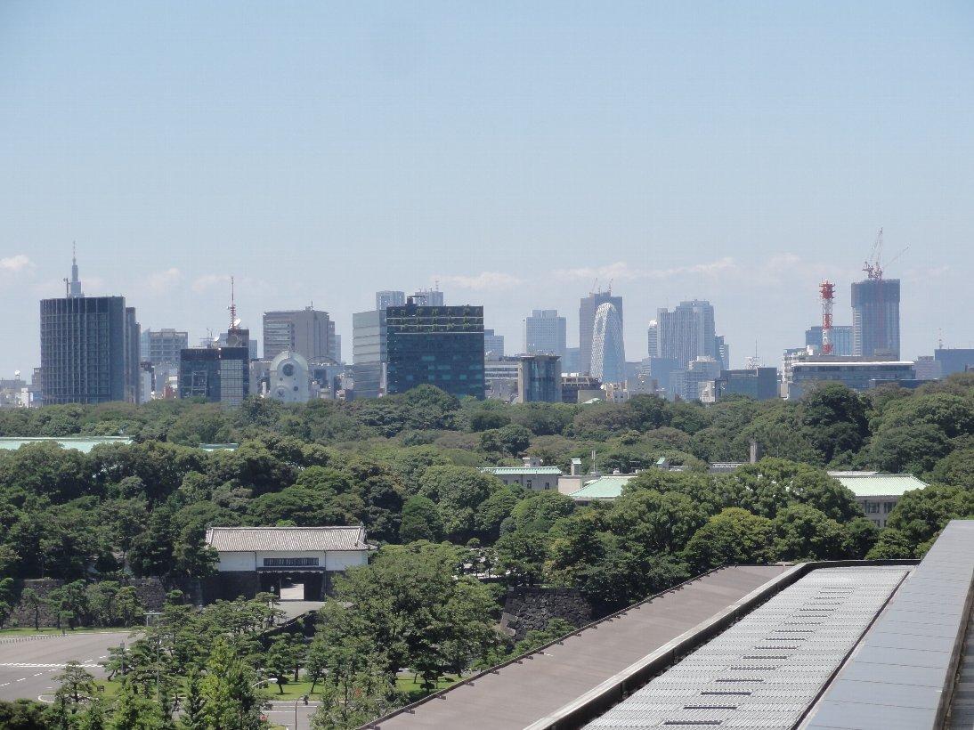 東京駅..靖国神社
