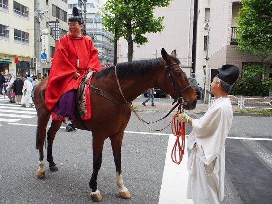 神田祭神幸祭