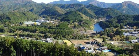 三重県大台町、大紀町