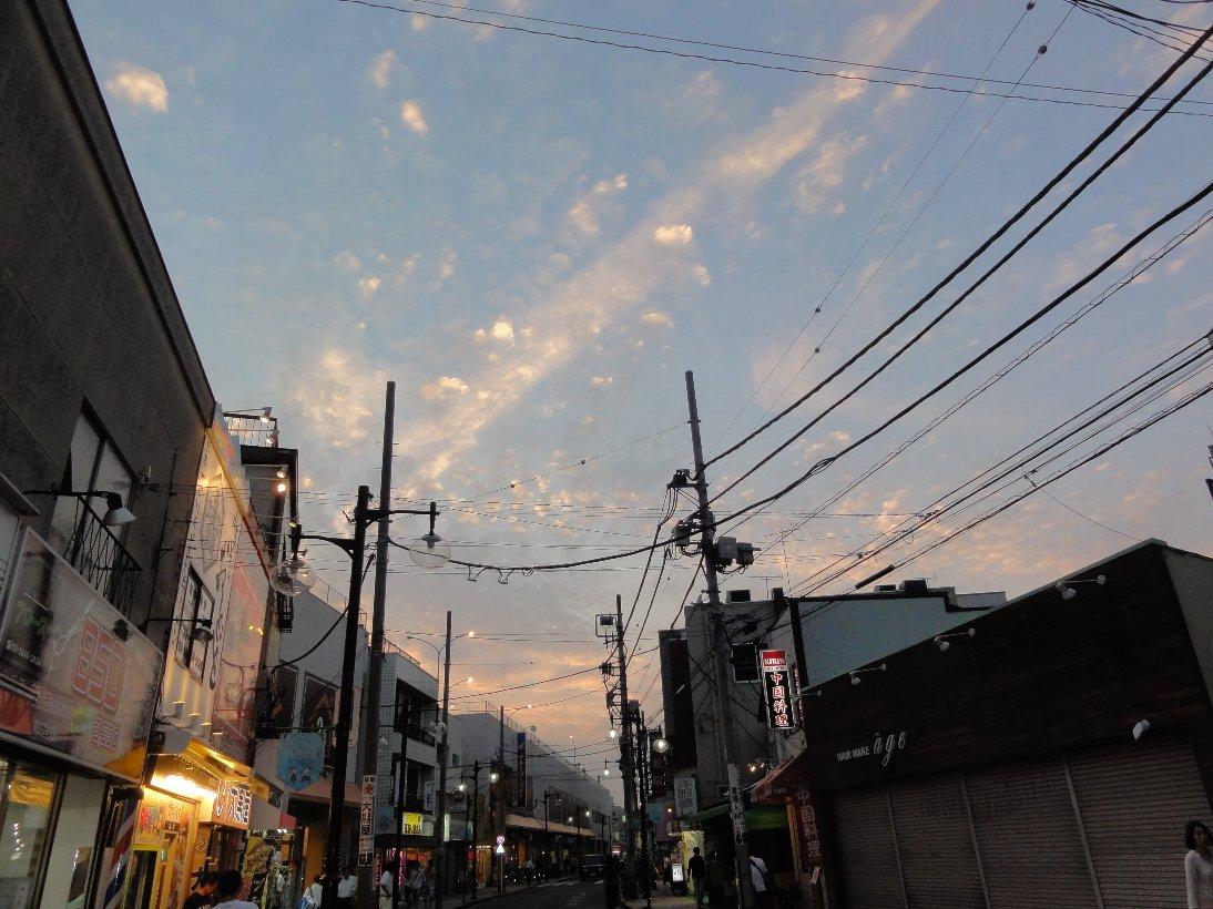 三丁目の夕日みたい