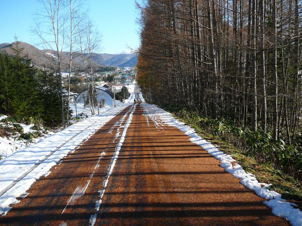 上川町からの大雪山