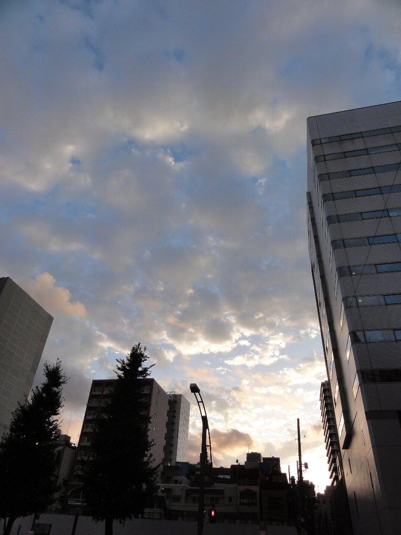 東京の空1