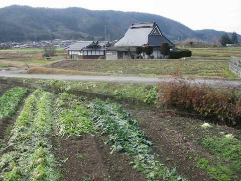 京丹波町からです。