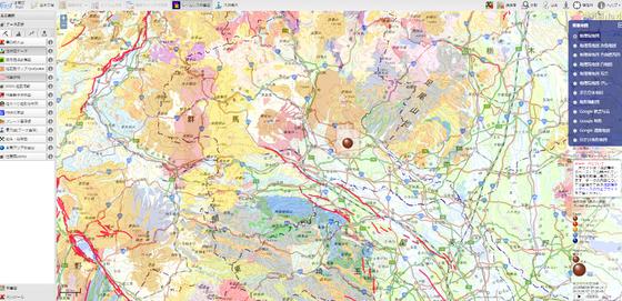 群馬県南部で地震