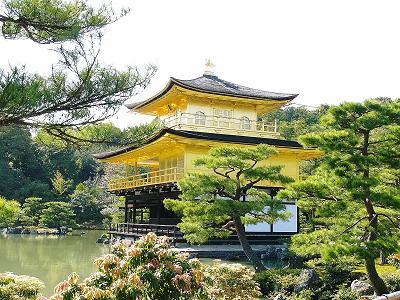 2010年春金閣寺