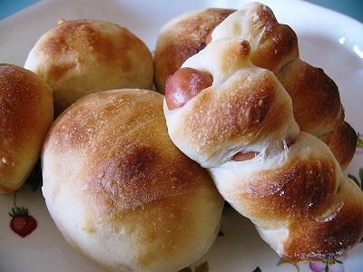 2010年05月12日手作りパン♪